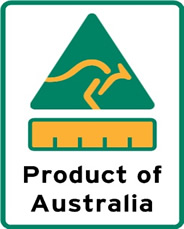 Product of Australia logo
